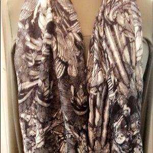 Tube neck scarf